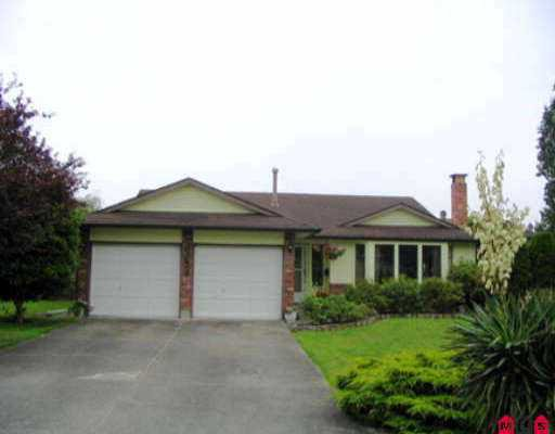 Main Photo: 16356 12TH AV in White Rock: King George Corridor House for sale (South Surrey White Rock)  : MLS®# F2515115