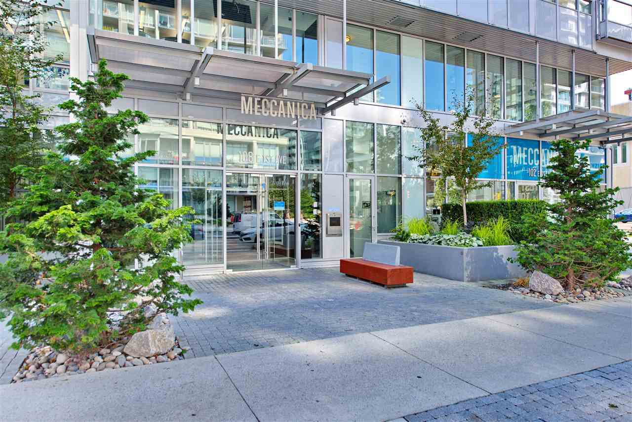 "Main Photo: 709 108 E 1 Avenue in Vancouver: Mount Pleasant VE Condo for sale in ""MECCANICA"" (Vancouver East)  : MLS®# R2404734"