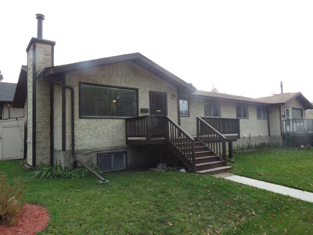 Main Photo: 12503 121 Avenue in Edmonton: Zone 04 House Half Duplex for sale : MLS®# E4177083