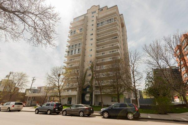 Main Photo: 1502 10130 114 Street in Edmonton: Zone 12 Condo for sale : MLS®# E4178985