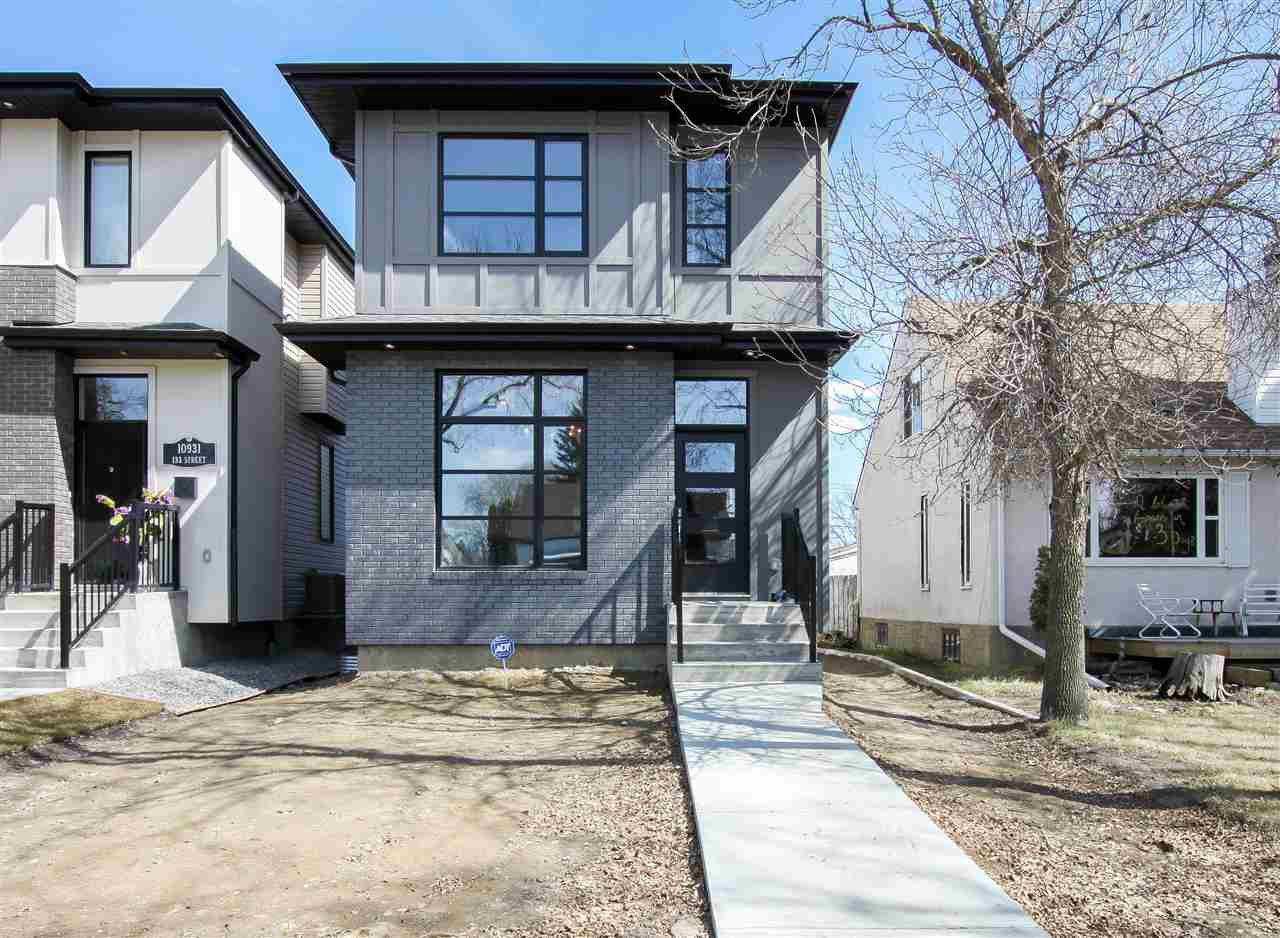Main Photo: 10929 133 Street in Edmonton: Zone 07 House for sale : MLS®# E4195406