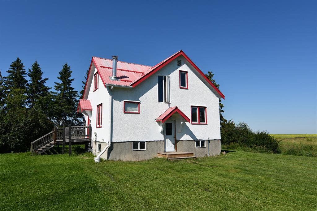 Main Photo: 445007 S Range Road 222 in Rural Wetaskiwin No. 10, County of: NONE Residential for sale : MLS®# A1021411