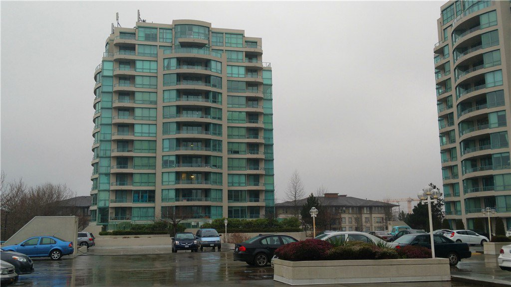 Main Photo: 802 8871 LANDSOWNE Road in Richmond: Brighouse Condo for sale : MLS®# R2514069