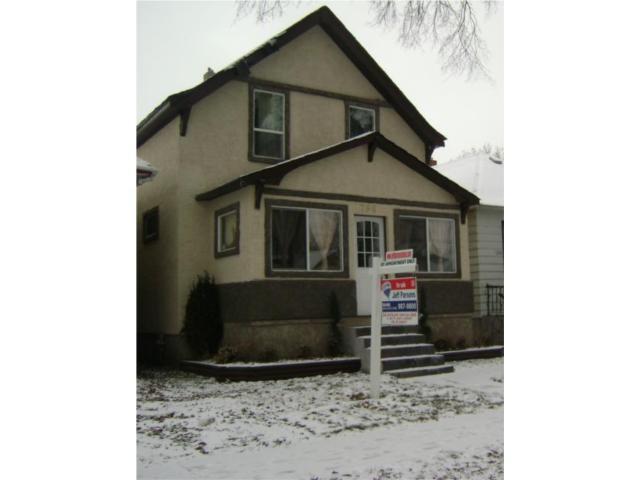 Main Photo:  in WINNIPEG: West End / Wolseley Residential for sale (West Winnipeg)  : MLS®# 2950842