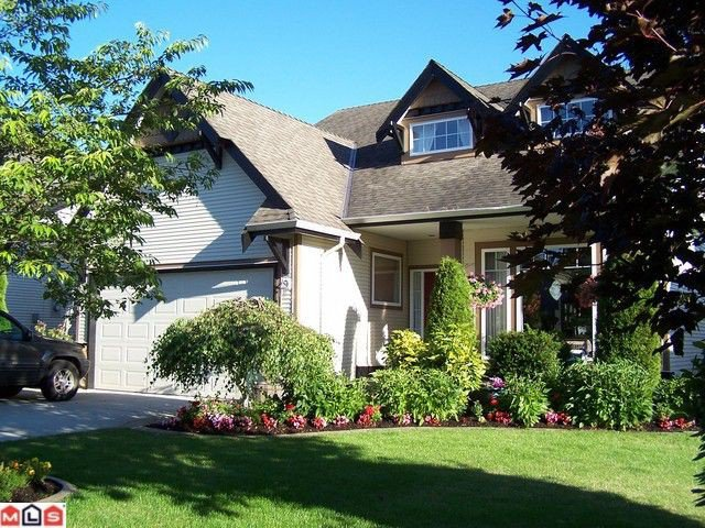 """Main Photo: 18148 69TH Avenue in Surrey: Cloverdale BC House for sale in """"Clover Woods"""" (Cloverdale)  : MLS®# F1010775"""