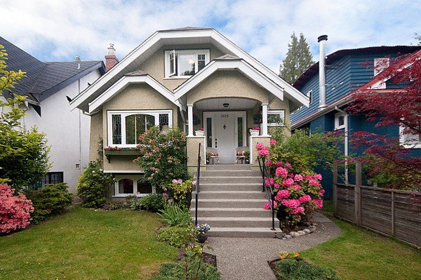 Main Photo: 3829 W 31ST Avenue in Vancouver: Dunbar House for sale (Vancouver West)  : MLS®# V831364