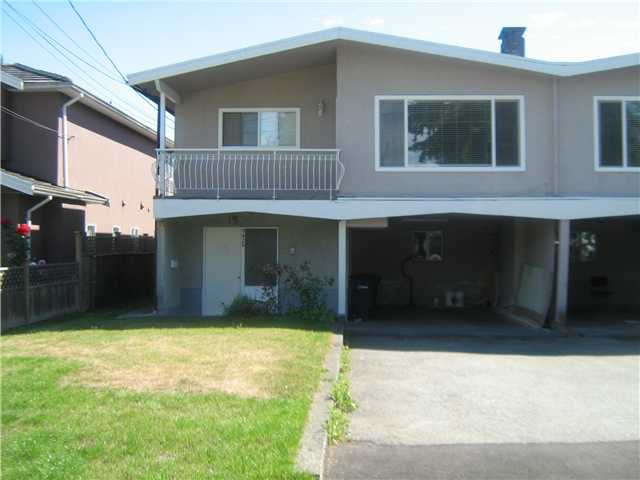 Main Photo: 7922 EDMONDS Street in Burnaby: East Burnaby House 1/2 Duplex for sale (Burnaby East)  : MLS®# V849659