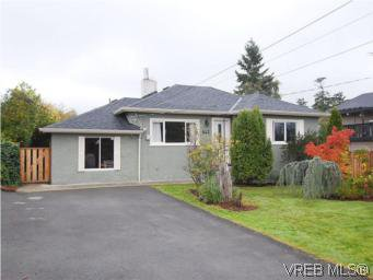 Main Photo: 843 Tulip Avenue in VICTORIA: SW Marigold Single Family Detached for sale (Saanich West)  : MLS®# 285397