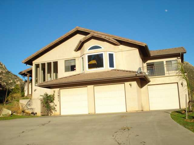 Main Photo: RAMONA House for sale : 3 bedrooms : 15971 Litten Way