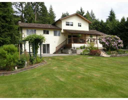 Main Photo: 11881 260TH Street in Maple_Ridge: Websters Corners House for sale (Maple Ridge)  : MLS®# V769709