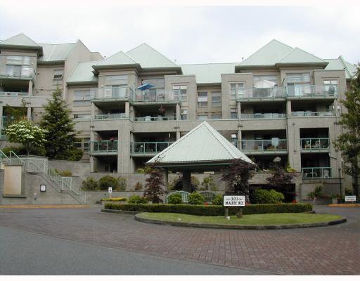 "Main Photo: 106 301 MAUDE Road in Port_Moody: North Shore Pt Moody Condo for sale in ""Heritage Grand"" (Port Moody)  : MLS®# V773007"