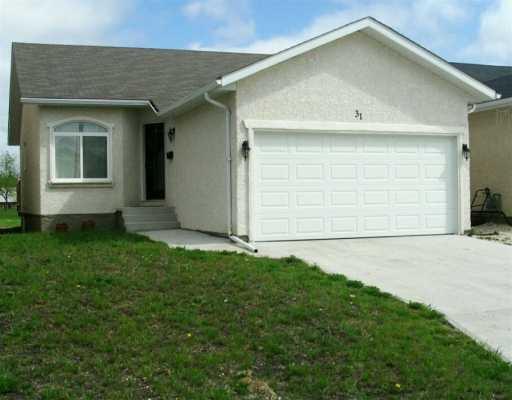 Main Photo: 31 PAUL MARTIN Drive in WINNIPEG: Transcona Single Family Detached for sale (North East Winnipeg)  : MLS®# 2707653