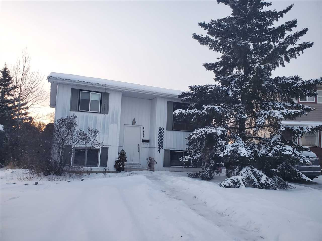 Main Photo: 4718 37A Avenue in Edmonton: Zone 29 House for sale : MLS®# E4183878