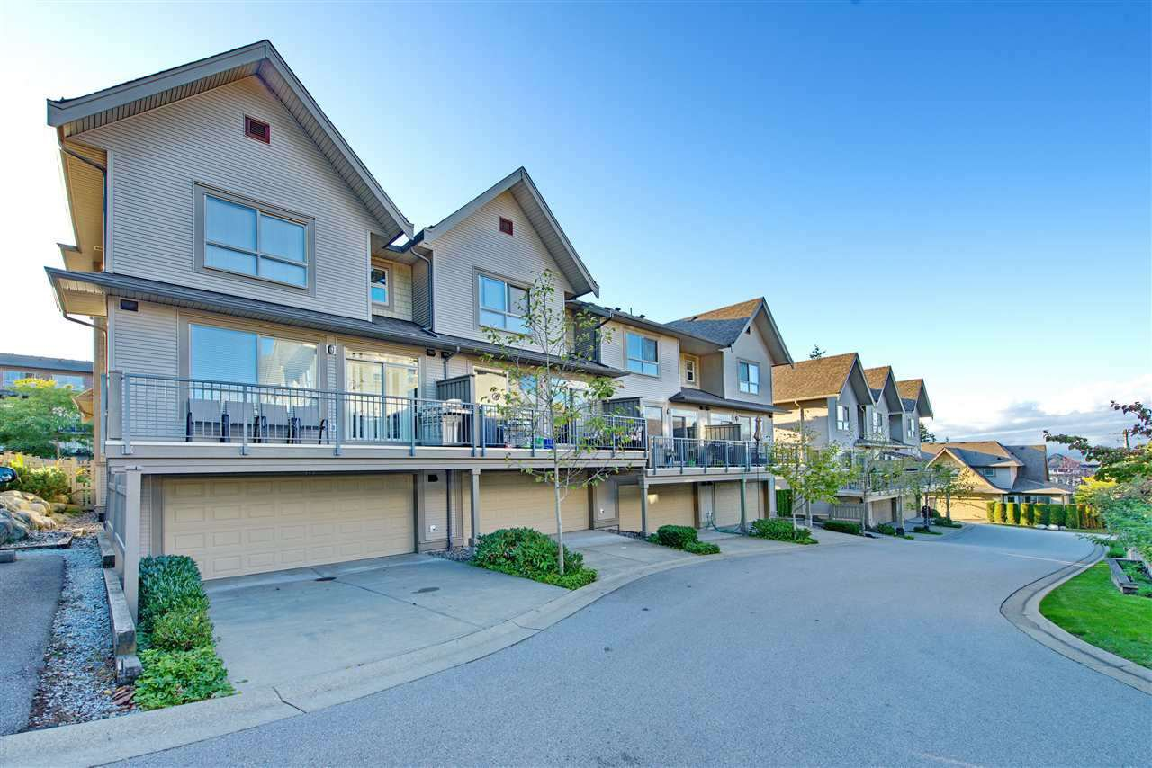 "Main Photo: 117 2738 158 Street in Surrey: Grandview Surrey Townhouse for sale in ""Cathedral Grove by Polygon"" (South Surrey White Rock)  : MLS®# R2451909"