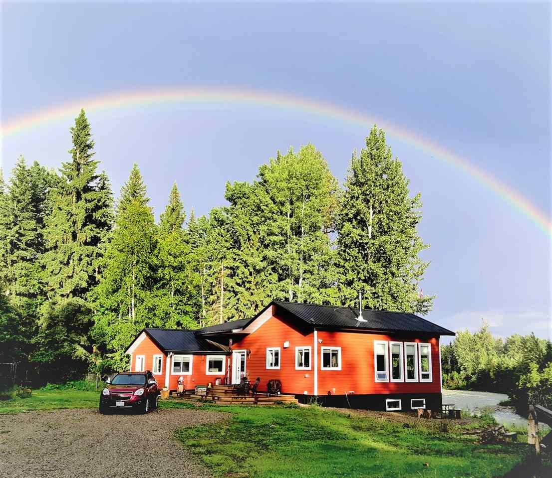 Main Photo: 3121 DORMAN Road in McBride: McBride - Rural West House for sale (Robson Valley (Zone 81))  : MLS®# R2479882
