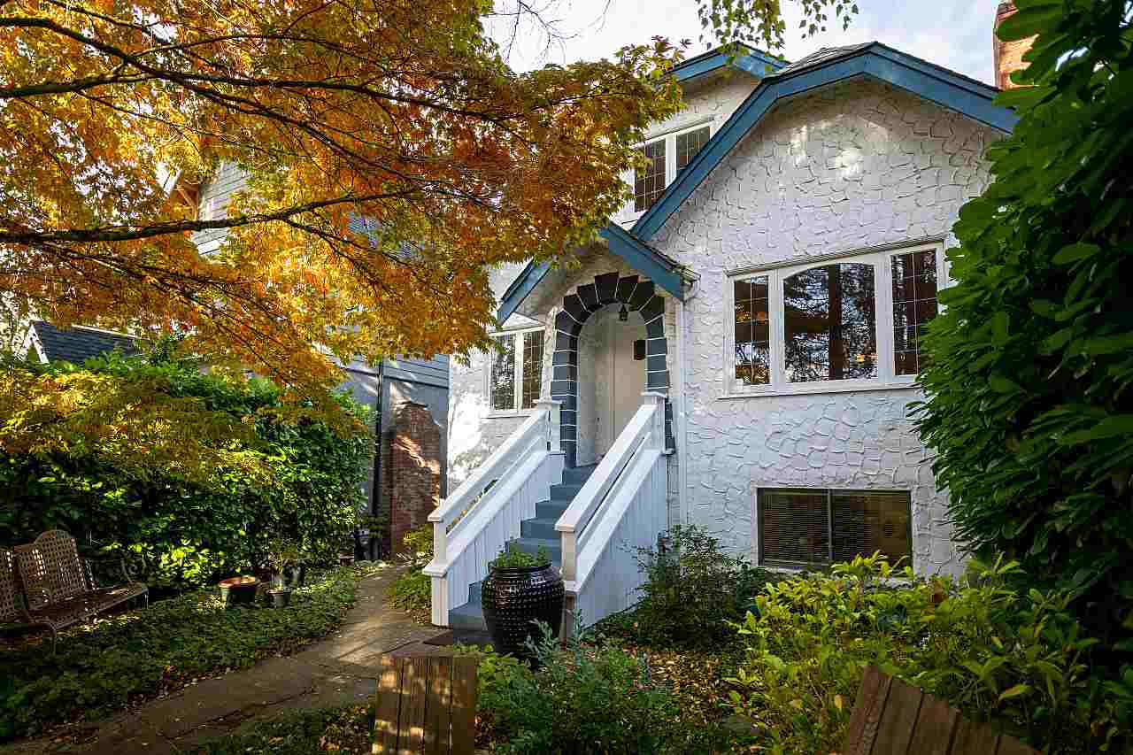 Main Photo: 2845 W 33RD Avenue in Vancouver: MacKenzie Heights House for sale (Vancouver West)  : MLS®# R2514879
