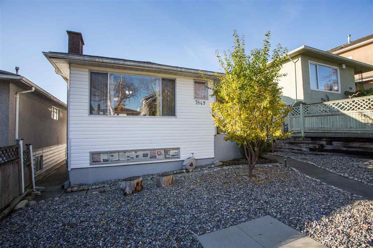 Main Photo: 7849 PRINCE ALBERT Street in Vancouver: South Vancouver House for sale (Vancouver East)  : MLS®# R2521086