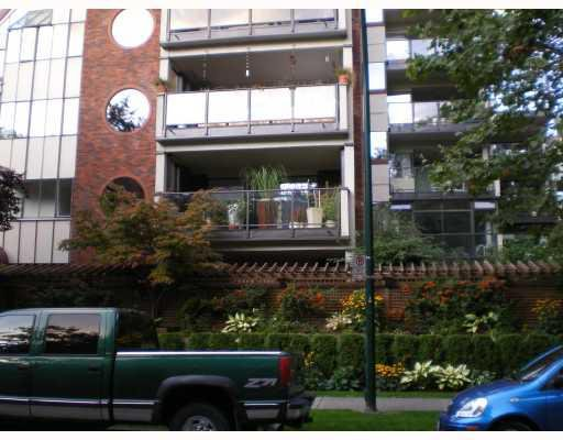 """Main Photo: 201 1665 NELSON Street in Vancouver: West End VW Condo for sale in """"EDGEMONT PLACE"""" (Vancouver West)  : MLS®# V789429"""