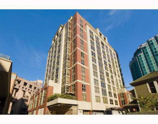 """Main Photo: 1202 819 HAMILTON Street in Vancouver: Downtown VW Condo for sale in """"819"""" (Vancouver West)  : MLS®# V800262"""