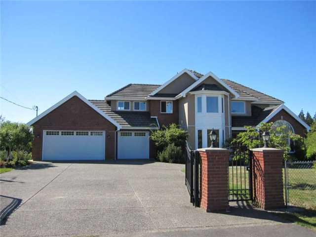 """Main Photo: 26576 103RD Avenue in Maple Ridge: Thornhill House for sale in """"THRONHILL"""" : MLS®# V856584"""