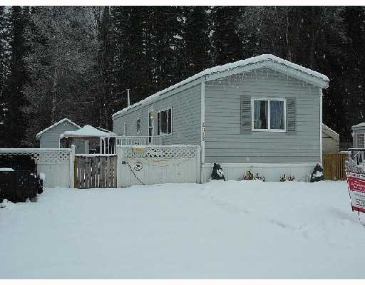"Main Photo: 3013 THEE Court in Prince_George: Emerald Manufactured Home for sale in ""EMERALD"" (PG City North (Zone 73))  : MLS®# N188387"