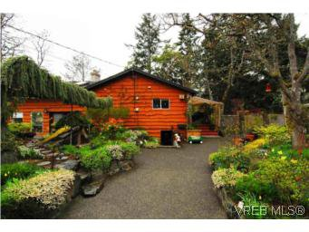 Main Photo: 2571 Rainville Rd in VICTORIA: La Mill Hill House for sale (Langford)  : MLS®# 495702