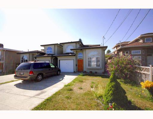Main Photo: 7551 16TH Avenue in Burnaby: Edmonds BE House 1/2 Duplex for sale (Burnaby East)  : MLS®# V777685