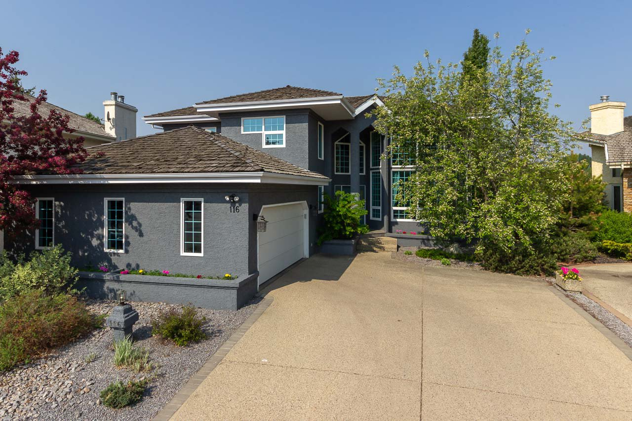 Photo 2: Photos: 116 weaver Drive in Edmonton: Wedgewood House for sale