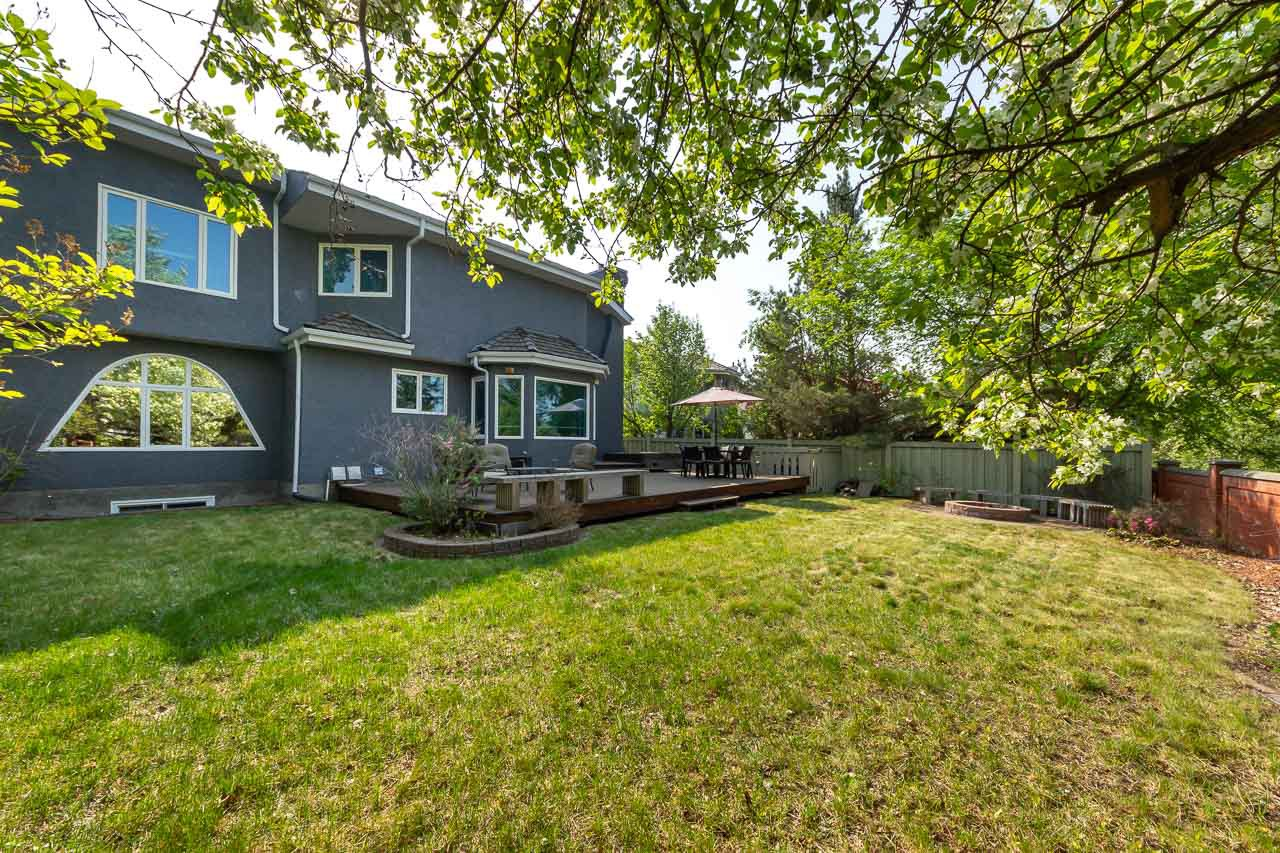 Photo 58: Photos: 116 weaver Drive in Edmonton: Wedgewood House for sale