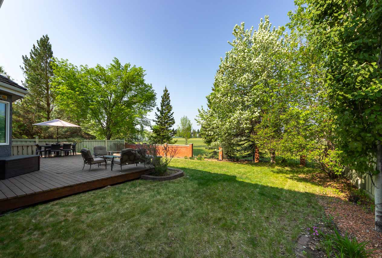 Photo 51: Photos: 116 weaver Drive in Edmonton: Wedgewood House for sale