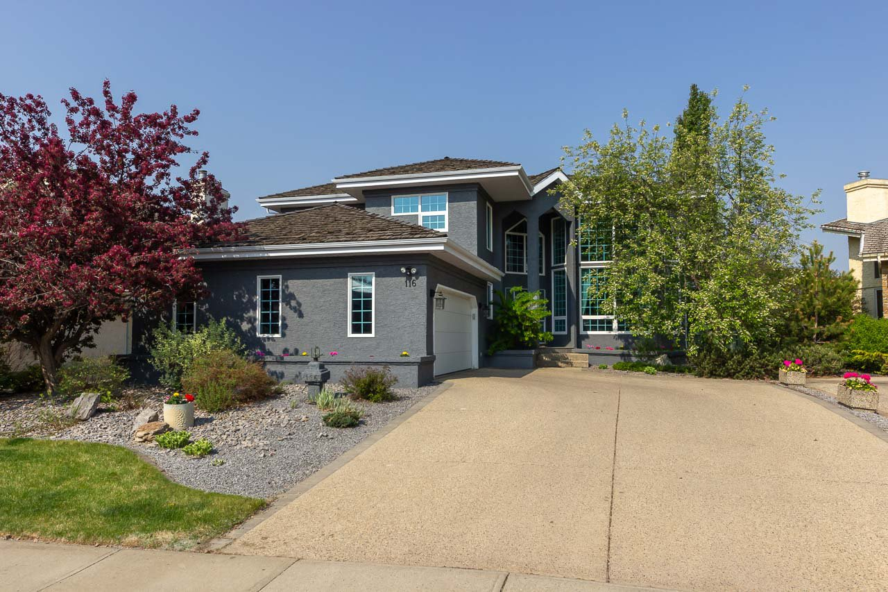 Main Photo: 116 weaver Drive in Edmonton: Wedgewood House for sale