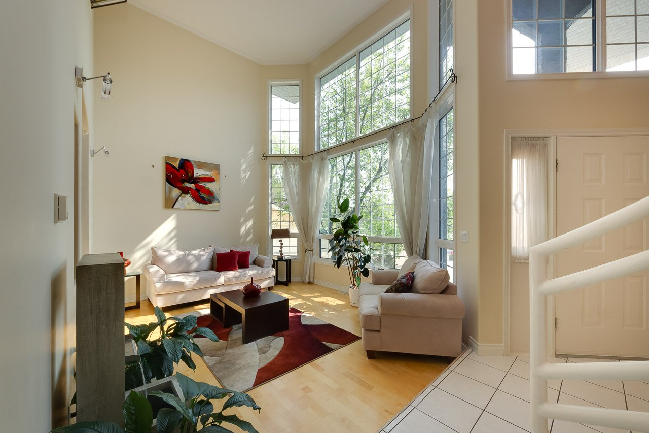 Photo 7: Photos: 116 weaver Drive in Edmonton: Wedgewood House for sale