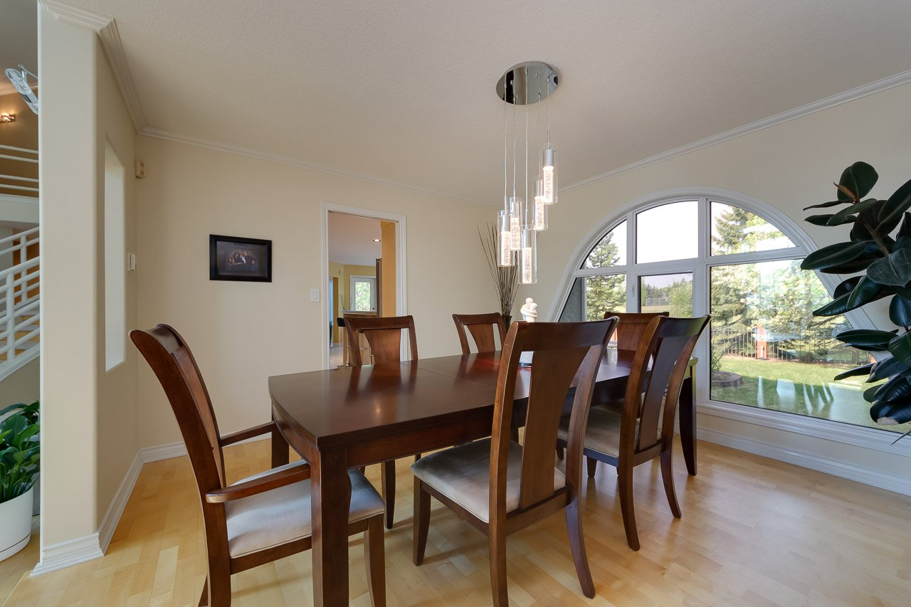 Photo 11: Photos: 116 weaver Drive in Edmonton: Wedgewood House for sale