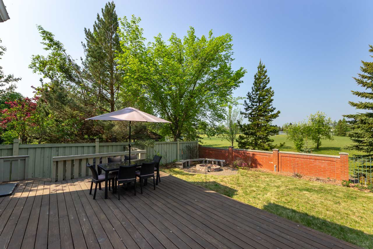 Photo 52: Photos: 116 weaver Drive in Edmonton: Wedgewood House for sale
