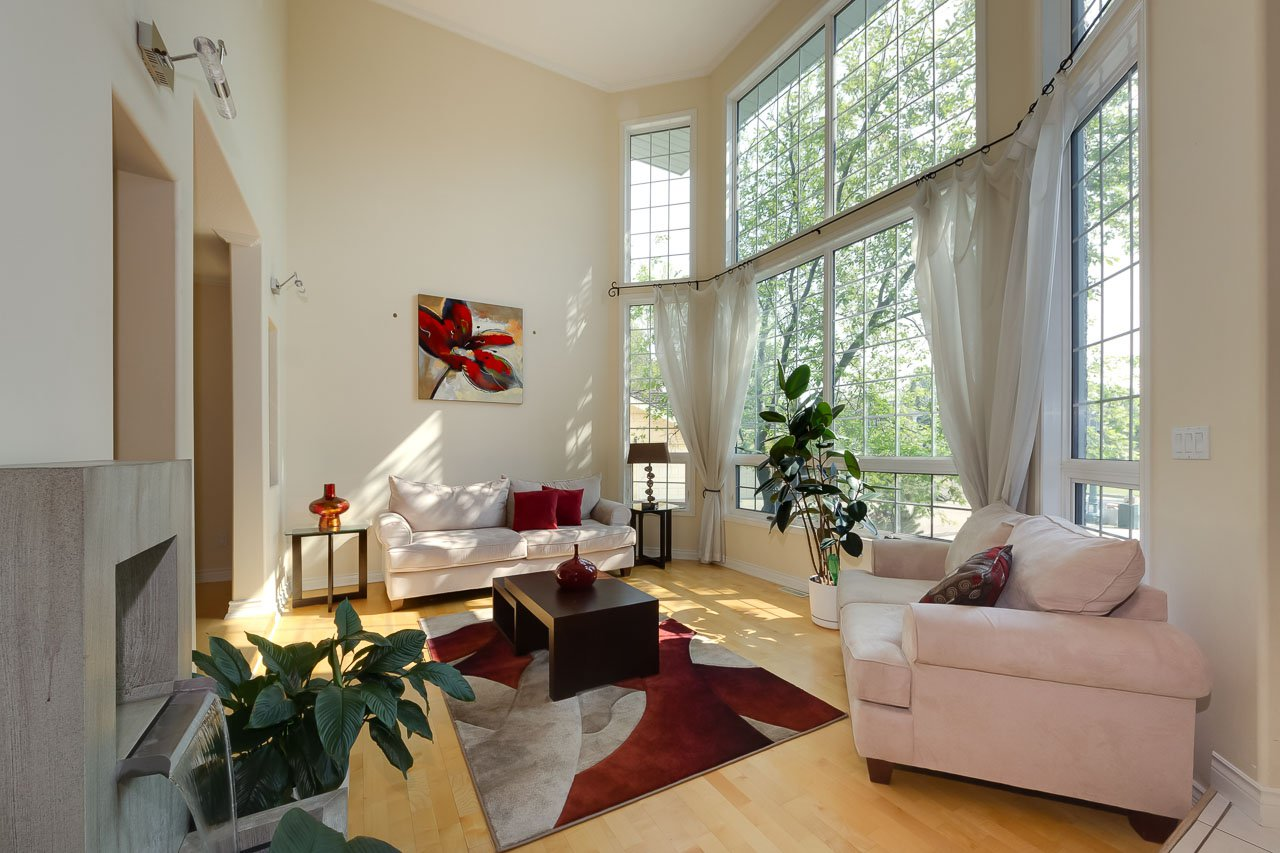 Photo 8: Photos: 116 weaver Drive in Edmonton: Wedgewood House for sale