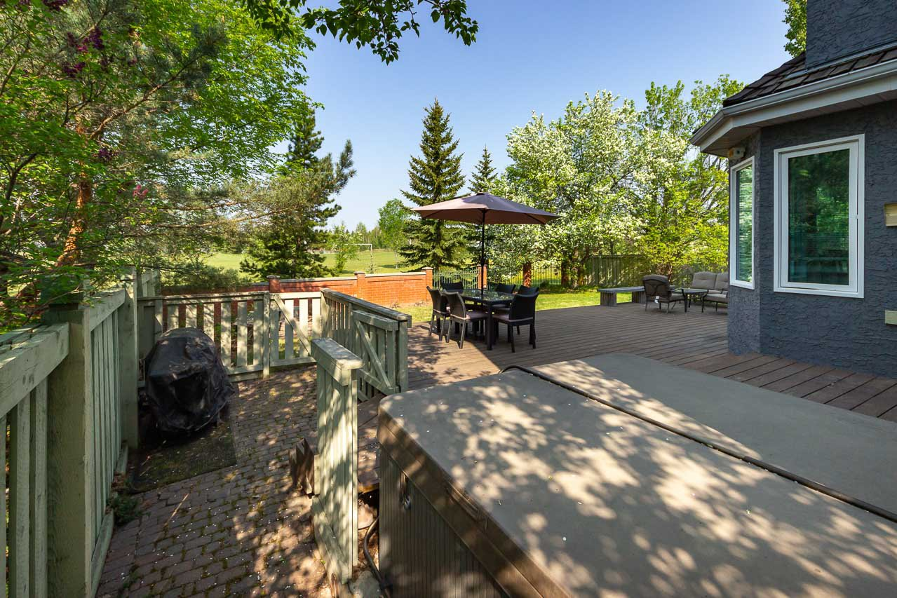 Photo 54: Photos: 116 weaver Drive in Edmonton: Wedgewood House for sale