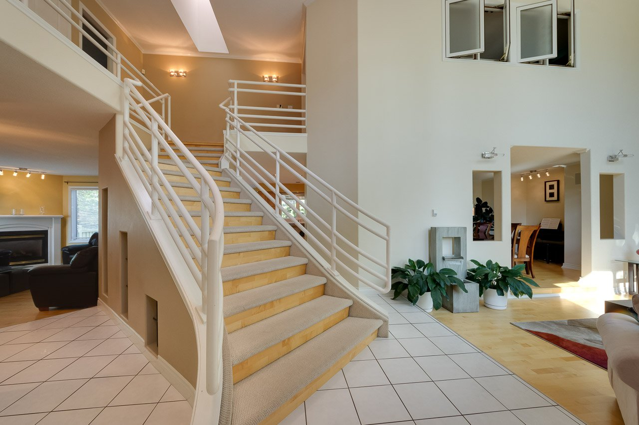 Photo 5: Photos: 116 weaver Drive in Edmonton: Wedgewood House for sale