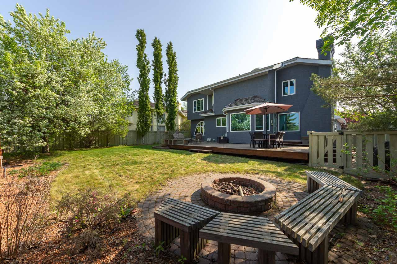 Photo 56: Photos: 116 weaver Drive in Edmonton: Wedgewood House for sale