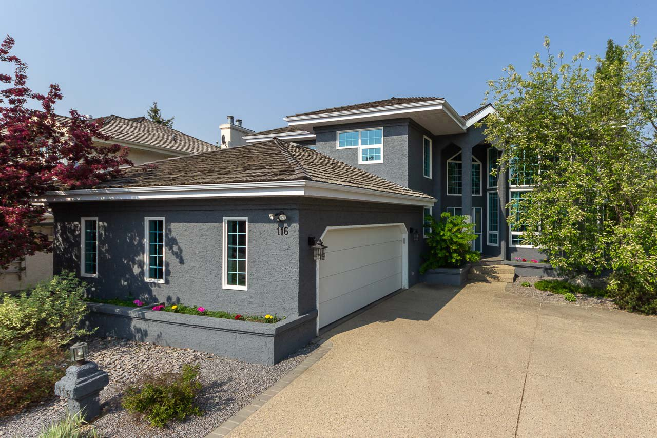 Photo 3: Photos: 116 weaver Drive in Edmonton: Wedgewood House for sale