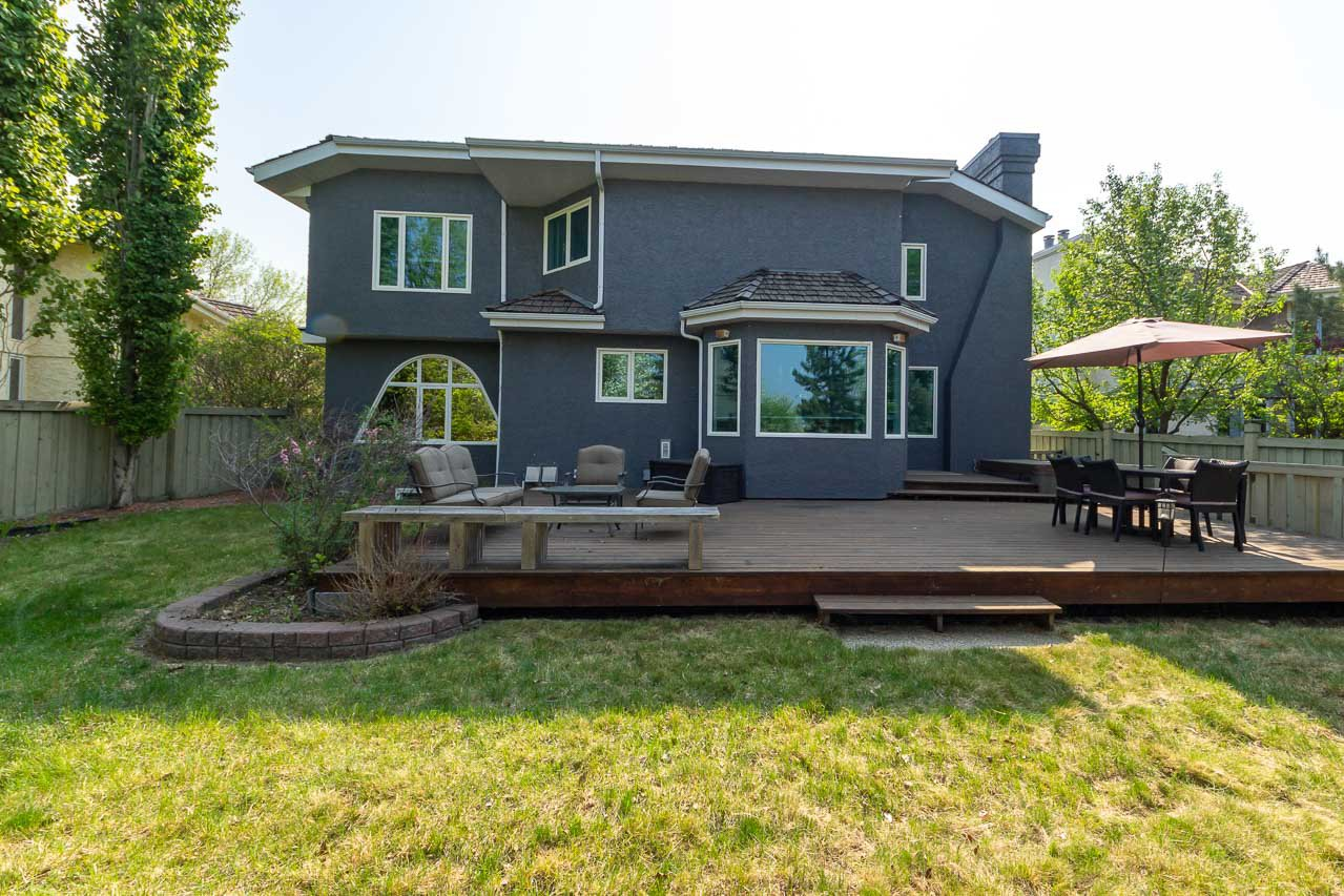Photo 60: Photos: 116 weaver Drive in Edmonton: Wedgewood House for sale