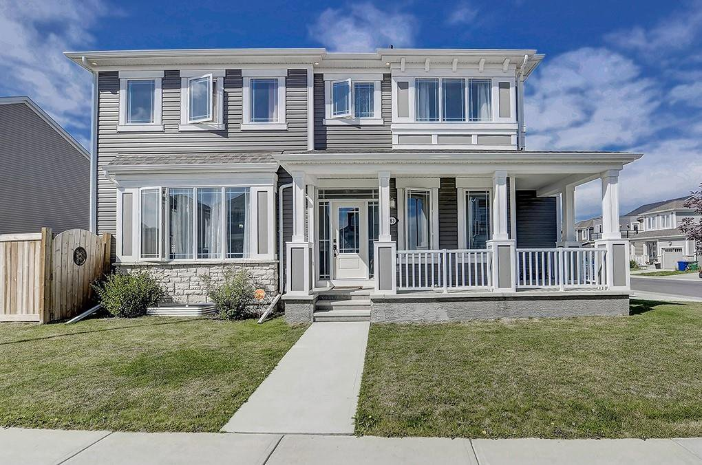 Main Photo: 163 WINDFORD RI SW: Airdrie House for sale : MLS®# C4264581