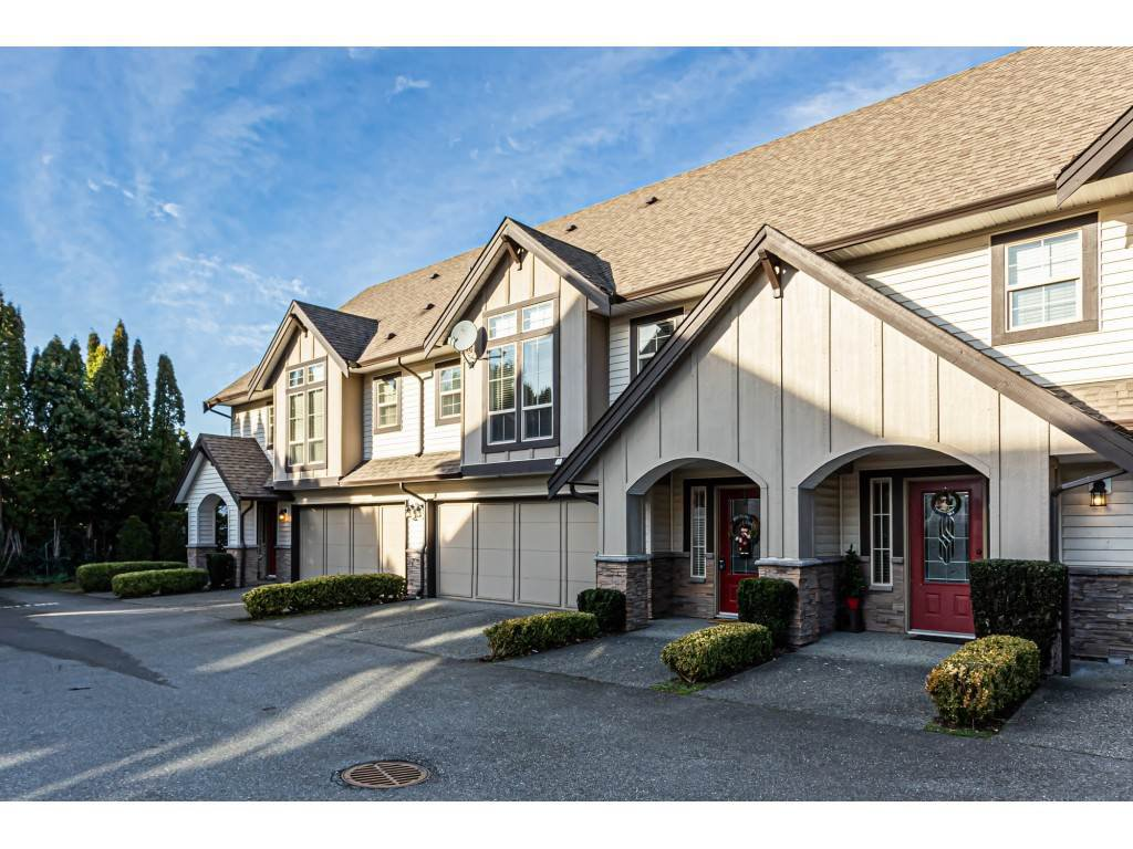 """Photo 2: Photos: 5 46151 AIRPORT Road in Chilliwack: Chilliwack E Young-Yale Townhouse for sale in """"AVION"""" : MLS®# R2423749"""