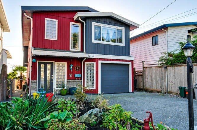 Main Photo: 14732 GORDON AVENUE: White Rock Home for sale ()  : MLS®# R2016443