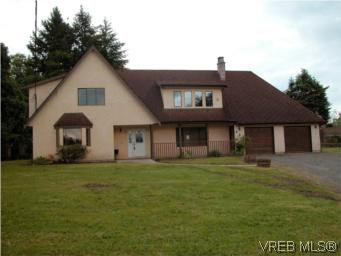 Main Photo: 683 Goldie Avenue in VICTORIA: La Thetis Heights Single Family Detached for sale (Langford)  : MLS®# 279333
