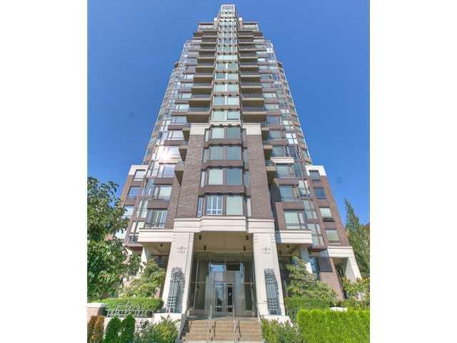"Main Photo: 601 1003 PACIFIC Street in Vancouver: West End VW Condo for sale in ""SEASTAR"" (Vancouver West)  : MLS®# V864299"