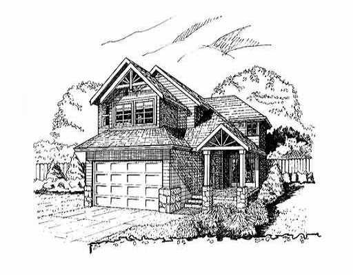 Main Photo: 3233 OGILVIE CR in Port_Coquitlam: Woodland Acres PQ House for sale (Port Coquitlam)  : MLS®# V305693