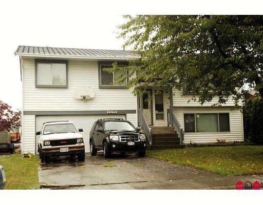 "Main Photo: 21275 95TH Avenue in Langley: Walnut Grove House for sale in ""Walnut Grove"" : MLS®# F2900072"