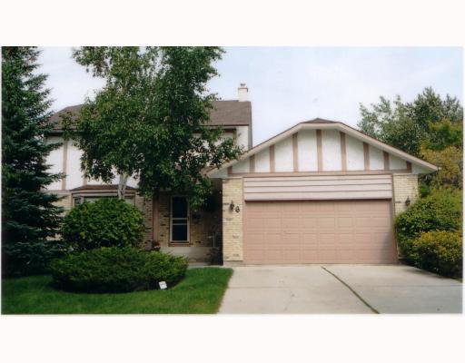 Main Photo:  in WINNIPEG: Fort Garry / Whyte Ridge / St Norbert Residential for sale (South Winnipeg)  : MLS®# 2903859