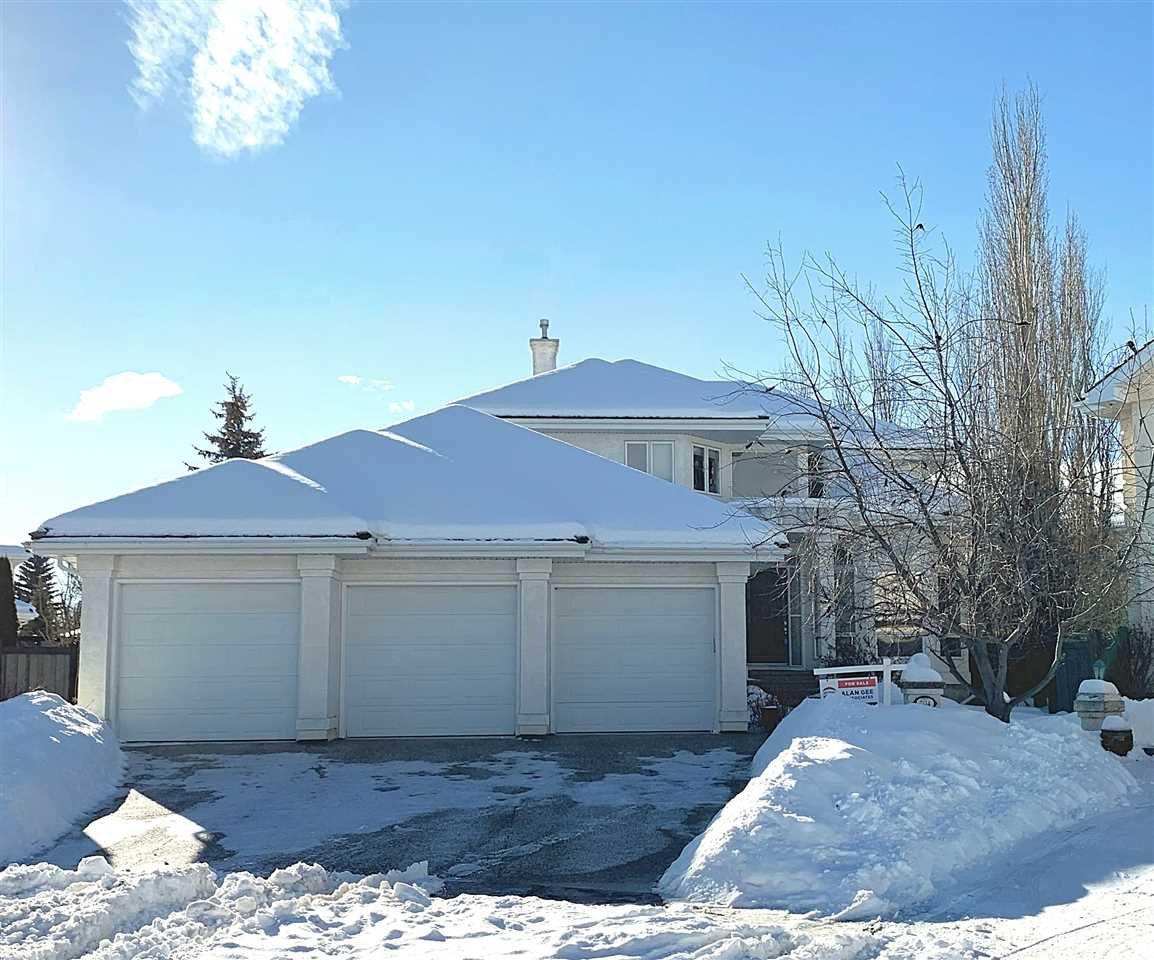 Main Photo: 704 HETU Lane in Edmonton: Zone 14 House for sale : MLS®# E4185530