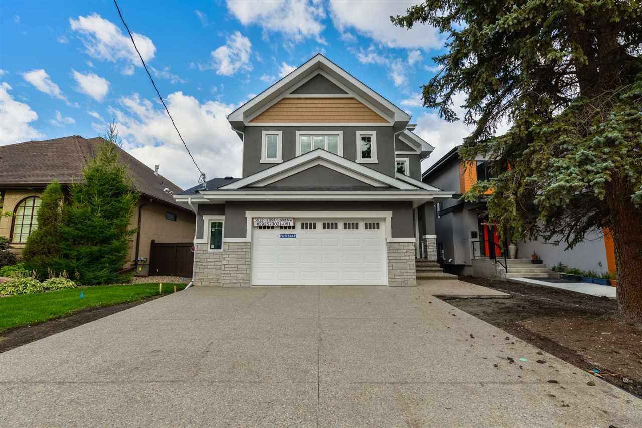 Main Photo: 5512 109A Street in Edmonton: Zone 15 House for sale : MLS®# E4212517